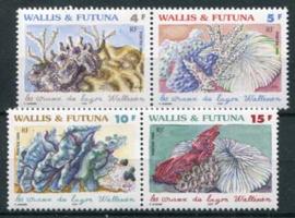 Wallis, michel 741/44, xx