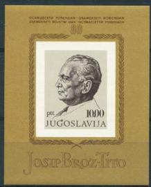 Joegoslavie, michel blok 17, xx