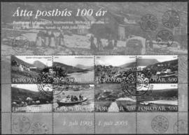 Faroer, michel kb 462/69, o