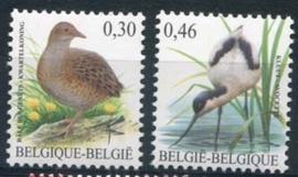 Belgie, obp 3478/79 , xx