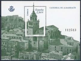 Spanje, michel blok 211, xx