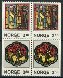 Noorwegen, michel 958/59, xx