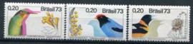 Brazilie, michel 1368/70, xx