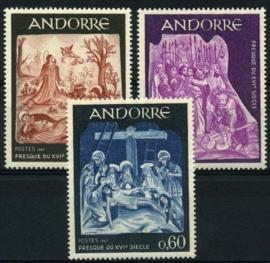 Andorra Fr., michel 204/06, xx