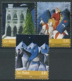 San Marino, michel 2323/25 , xx
