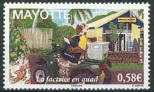 Mayotte, michel 241, xx