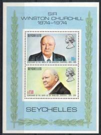 Seychelles, michel blok 4, xx