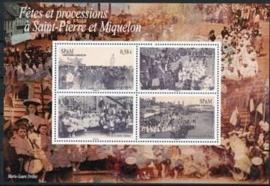 St.Pierre, michel blok 12, xx