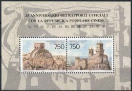San Marino , michel blok 20 , xx