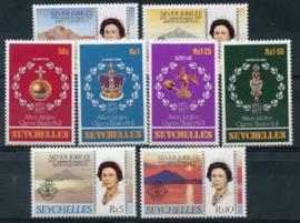 Seychelles, michel 385/92, xx