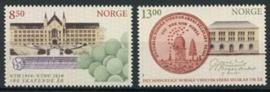 Noorwegen, michel 1734/35, xx