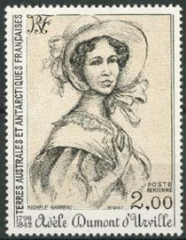 Antarctica Fr., michel 163, xx