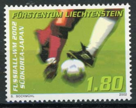 Liechtenstein, michel 1296, xx