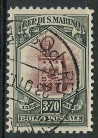 S.Marino, michel 227, o