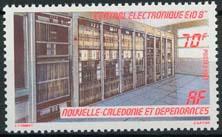 N.Caledonie, michel 761, xx