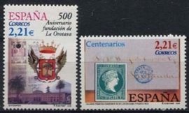 Spanje, michel 4077/78, xx