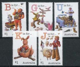 Australie, 17/34, xx