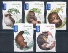 Australie, michel 3922/26, xx
