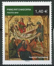 Andorra Fr., michel 719, xx