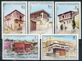 Turkije, michel 2469/73, xx