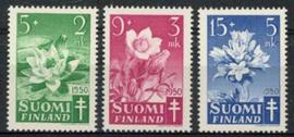 Finland, michel 385/87, xx