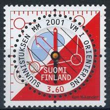Finland, michel 1574, xx