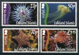 Falkland, michel 1156/59, xx