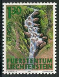 Liechtenstein, michel 1255, xx