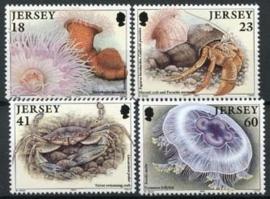 Jersey, michel 665/68, xx