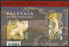 Finland, michel bl. 33, xx