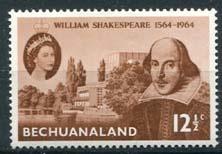 Bechuanaland, michel 172, xx