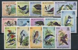 Montserrat, michel 538/52, xx