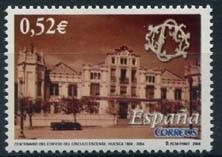 Spanje, michel 3984, xx
