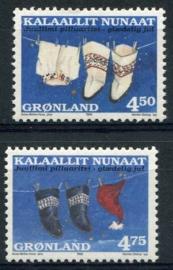 Groenland, michel 329/30, xx