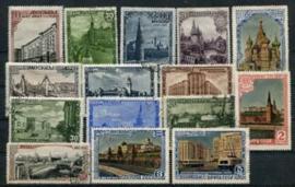 Sovjet Unie, michel 1137/51, o