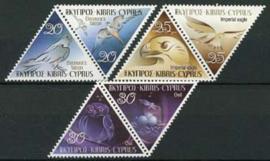 Cyprus, michel 1020/25 , xx