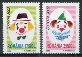 Roemenie, michel 5657/58, xx