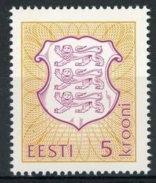 Estland, michel 210, xx
