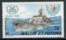 Wallis & F., michel 562, xx