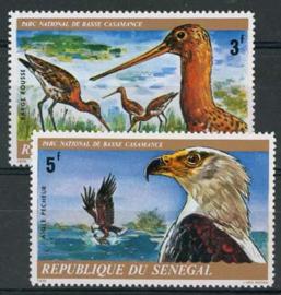 Senegal, michel 584+586, xx