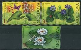 Moldavie, michel 616/18 , xx