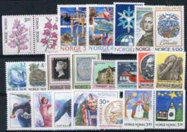 Noorwegen, michel jaargang 1990, xx