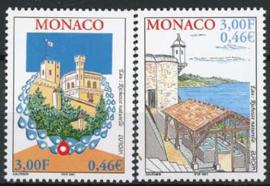 Monaco, michel 2550/51 , xx