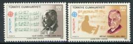 Turkije, michel 2706/07, xx