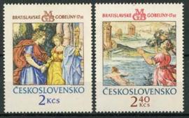 Tsjechoslowakije, michel 2214/15, xx