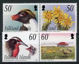 Falkland, michel 968/71, xx