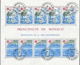 Monaco, michel blok 32, o