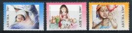 Aruba, nvph 381/83, xx