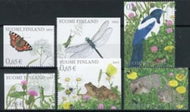 Finland, michel 1657/62, xx