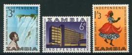 Zambia, michel 15/17, xx